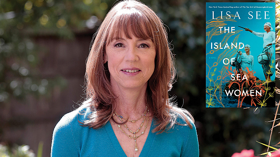 Best-Selling Author Lisa See Dives Into More Historical Fiction