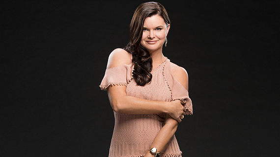 24 Hours With Heather Tom Of The Bold And The Beautiful