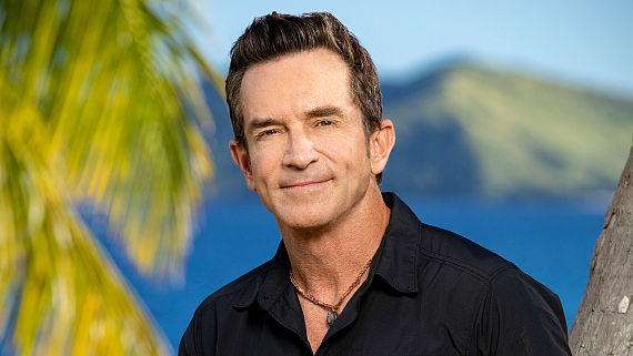 24 Hours With Jeff Probst Of Survivor
