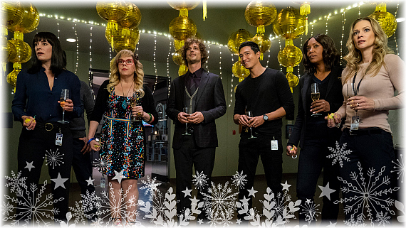Season's Greetings From The Hometowns Of Criminal Minds Stars
