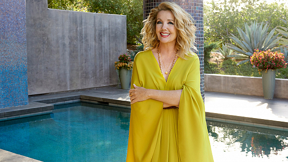 First Look: Stunning New Photos Of Y&R Star Melody Thomas Scott