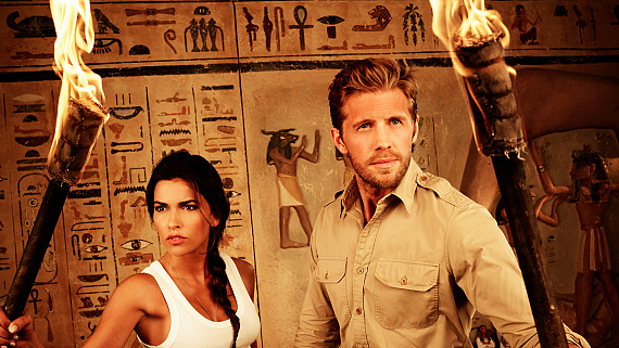 7 Cool Things We Learned About Blood & Treasure