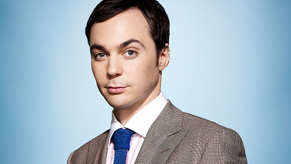 The Big Bang Theory Fellas Look Totally Fabulous