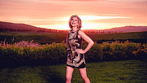 9 Reasons We're Crazy About Christine Baranski