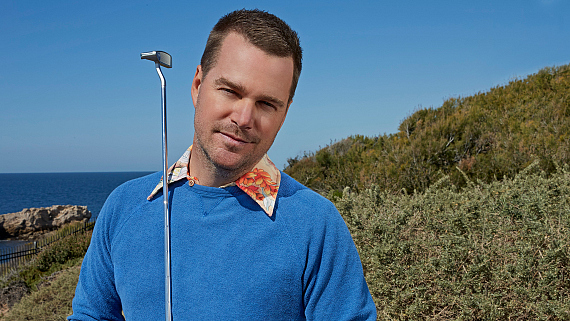 First Look: NCIS: Los Angeles Star Chris O'Donnell Hits The Links