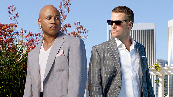 NCIS: Los Angeles Stars Glam It Up In These Fashion Photos