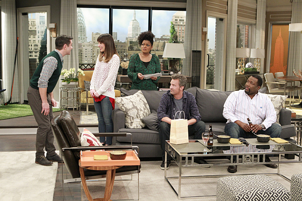 The 20 Things You See in Every Sitcom Living Room