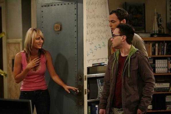 big bang theory pilot episode