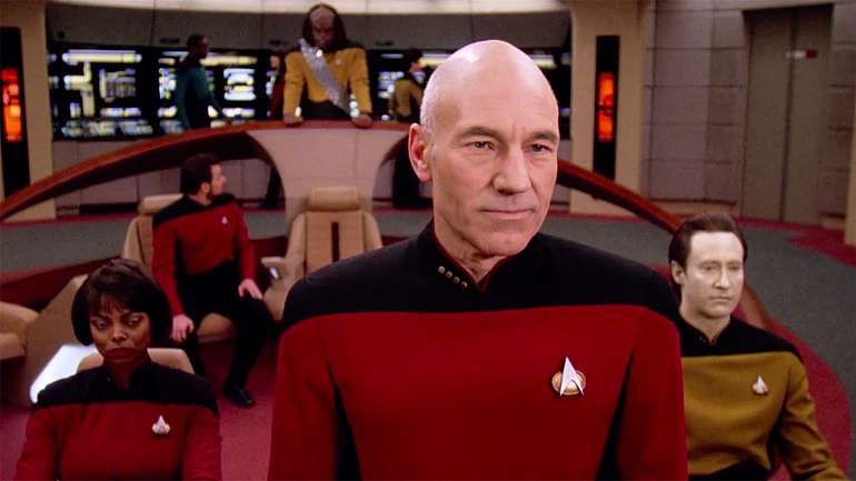 Picard Quotes Patrick Stewart Turned Into Pop-Culture Touchstones On Star Trek: TNG