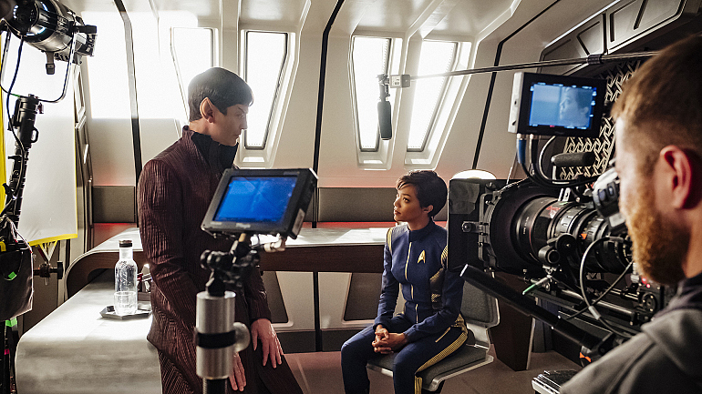 Congrats To Star Trek: Discovery On Its 2018 Emmy Nominations!
