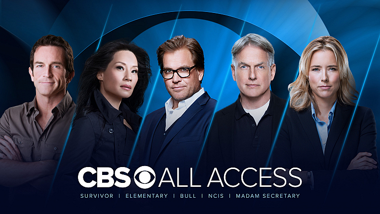 CBS All Access Launches In Canada