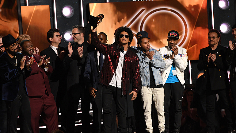 The 61st Annual GRAMMY Awards To Return To L.A. On Feb. 10, 2019