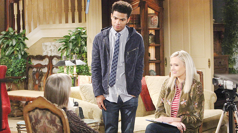 Sneak Peek Of Y&R Next Week: Mar. 19-23